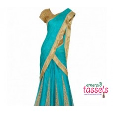 Ethnic Half Saree